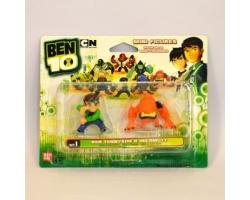 Set  2 minifigurine Ben 10, 4+